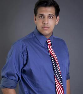 Jacob Daruvala, California assembly candidate.